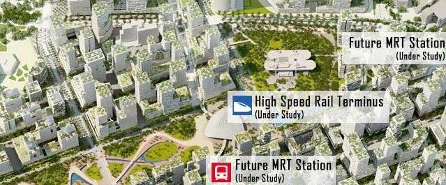 Kuala Lumpur-Singapore high-speed rail