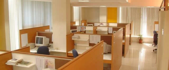 fitting out offices
