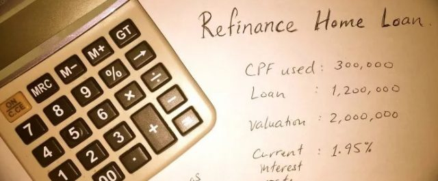 homeowners missing refinancing