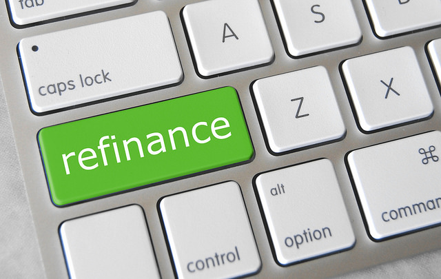large loan refinancing